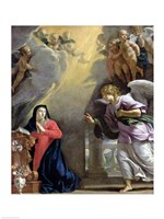 The Annunciation Fine Art Print