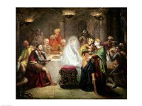 The Ghost of Banquo Fine Art Print