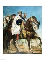 Ali Ben Ahmed Fine Art Print