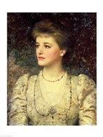 Lady Palmer Fine Art Print