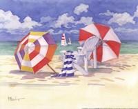 Sunnyside Beach Fine Art Print