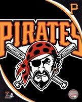 2011 Pittsburgh Pirates Team Logo Fine Art Print