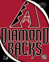 2011 Arizona DBacks Team Logo Fine Art Print