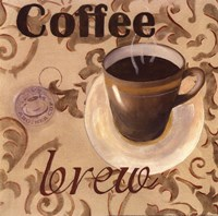 Coffee Brew Fine Art Print