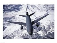 US Air Force KC-10 Fine Art Print