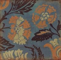 Estampes Floraux II Framed Print