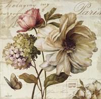 Marche de Fleurs II Fine Art Print