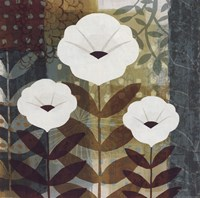 Floral Dreams I Framed Print
