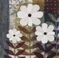 Floral Dreams II Framed Print