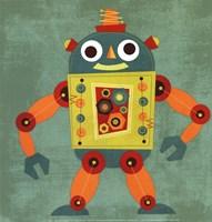 Robot 1 Fine Art Print