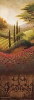 Flourishing Vineyard Panel II Fine Art Print