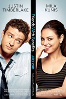 Friends with Benefits Wall Poster