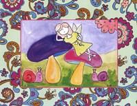AmiLee Lazy Dazy Fine Art Print
