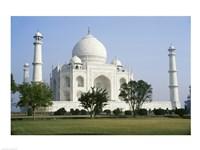 Taj Mahal Agra India Fine Art Print