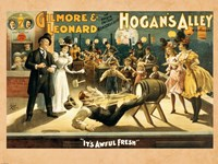 Hogan's Alley Beer Fine Art Print