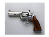Smith & Wesson, 357-Caliber Revolver Fine Art Print