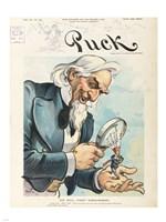 The Wall Street Rumor-Monger Fine Art Print
