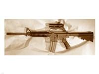 AR-15 Sporter SP1 Carbine Fine Art Print