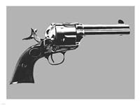 Colt Single Action Revolver Fine Art Print