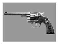 Colt Official Police Gun, 1927 Fine Art Print