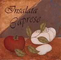 Insalata Caprese Fine Art Print