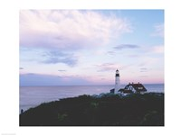 Portland Head Lighthouse Cape Elizabeth Maine USA Fine Art Print
