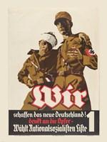 National Socialist Fine Art Print