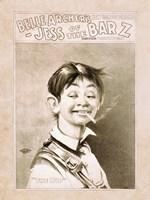 Belle Archer's Comedy Drama Fine Art Print