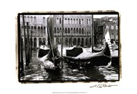 Waterways of Venice XIV Framed Print