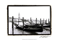 Waterways of Venice XV Framed Print