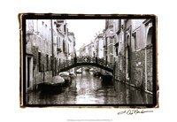 Waterways of Venice XVII Fine Art Print