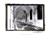 Archways of Venice I Fine Art Print
