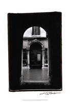 Archways of Venice IV Framed Print