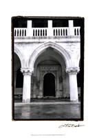 Archways of Venice V Framed Print