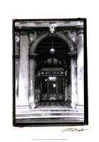 Archways of Venice VI Framed Print