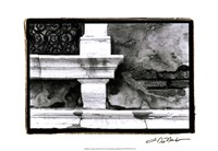 A Venetian Stroll III Framed Print