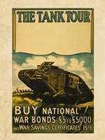 The Tank Tour Fine Art Print