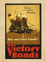 Buy Victory Bonds Fine Art Print