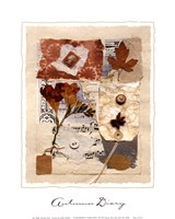 Autumn Diary Fine Art Print