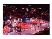 Ringling Brothers Circus USA Fine Art Print