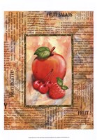 Mixed Fruit I Fine Art Print