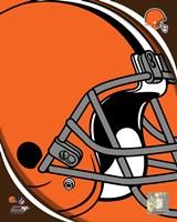 Cleveland Browns 2011 Logo Fine Art Print