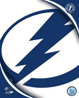 Tampa Bay Lightning 2011 Team Logo Fine Art Print