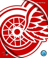 Detroit Red Wings 2011 Team Logo Fine Art Print