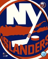 New York Islanders 2011 Team Logo Fine Art Print