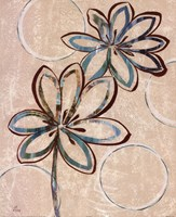 Tie Dye I Framed Print
