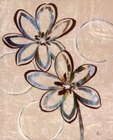 Tie Dye II Framed Print