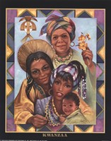 Generations of Women Fine Art Print