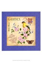 Blooming Garden III Fine Art Print