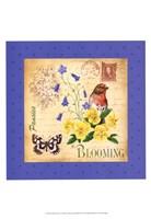 Blooming Garden IV Fine Art Print